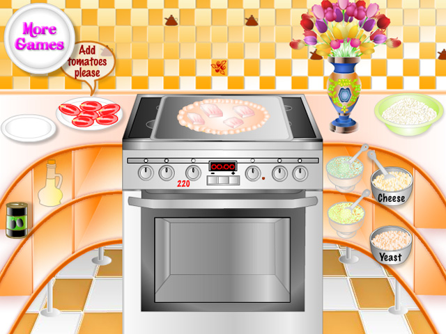 Click to view Fish Pizza Recipe 1.0 screenshot